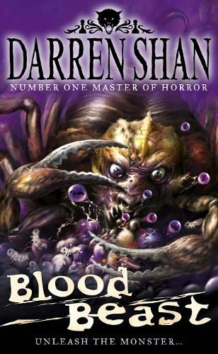 9780007231362: The Demonata (5) – Blood Beast