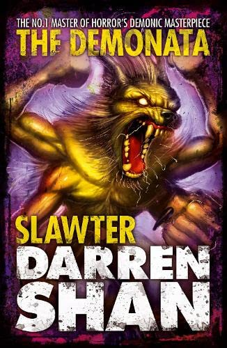 9780007231386: Slawter (The Demonata, Book 3)