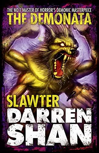 9780007231386: Slawter (The Demonata)