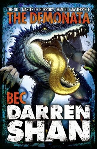 9780007231393: Bec (The Demonata, Book 4): Screams in the Dark...