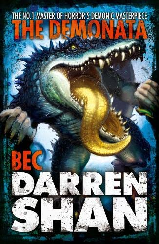 9780007231393: Bec (The Demonata, Book 4): Screams in the Dark...