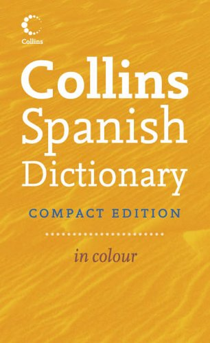9780007231423: Collins Compact Spanish Dictionary