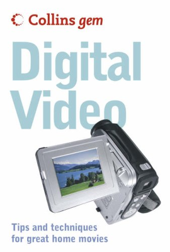 9780007231614: Collins Gem Digital Video: Tips and Techniques for Great Home Movies