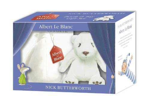 9780007231621: Albert Le Blanc: Gift Set