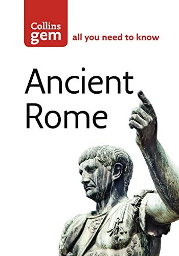 9780007231645: Ancient Rome (Collins Gem)