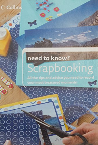 9780007231744: Collins Need to Know? - Scrapbooking