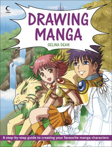 9780007231782: Drawing Manga