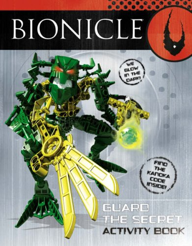 9780007231867: BIONICLE - Guard the Secret: Activity Book