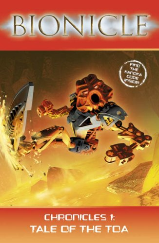 9780007231881: BIONICLE Chronicles (1) - Tale of the Toa