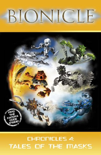 9780007231911: Tales of the Masks (Bionicle Chronicles)