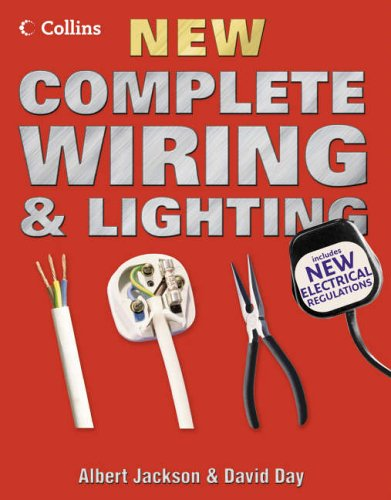 9780007231935: Collins New Complete Wiring and Lighting