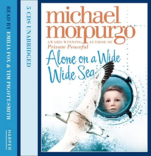 9780007232055: Alone on a Wide Wide Sea (Demonata)