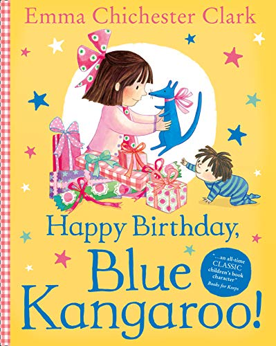 9780007232314: Happy Birthday, Blue Kangaroo!