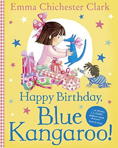 9780007232314: Happy Birthday, Blue Kangaroo!
