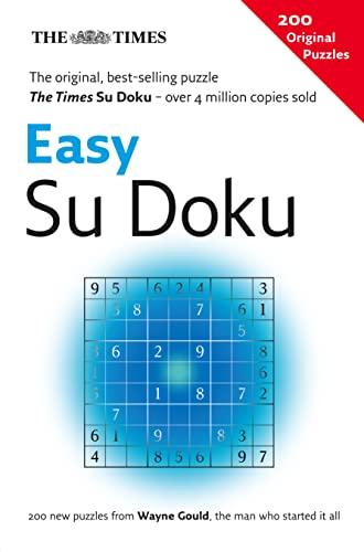 9780007232512: The Times Easy Su Doku