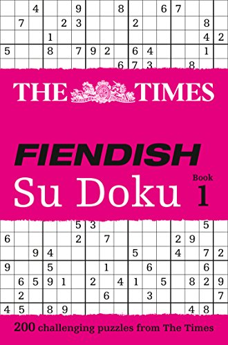 The Times Fiendish Su Doku Book 1: Gould, Wayne