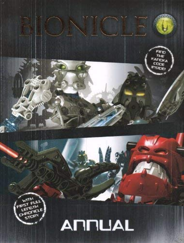 9780007232628: Bionicle Annual (Bionicle)