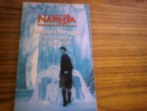 9780007232727: The Chronicles of Narnia - Edmund's Struggle: Under the Spell of the White Witch
