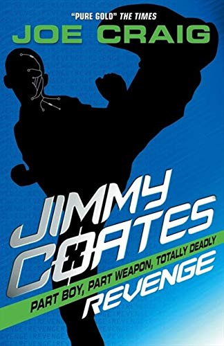 9780007232857: Jimmy Coates: Revenge