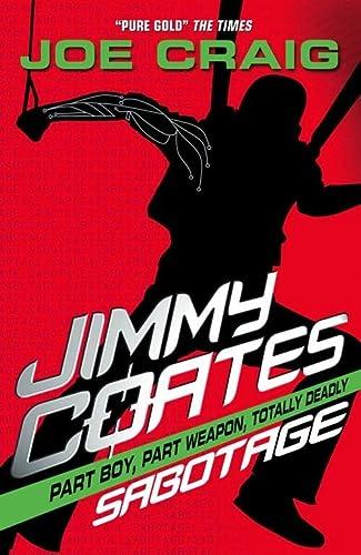9780007232864: Jimmy Coates: Sabotage
