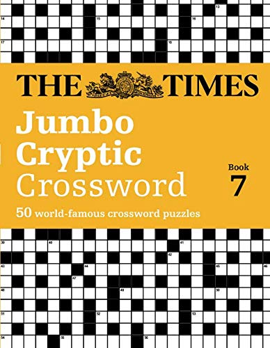 9780007232888: The Times Jumbo Cryptic Crossword Book 7: Bk. 7