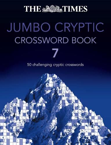 9780007232888: The Times Jumbo Cryptic Crossword Book 7: 50 Challenging Cryptic Crosswords (Bk. 7)