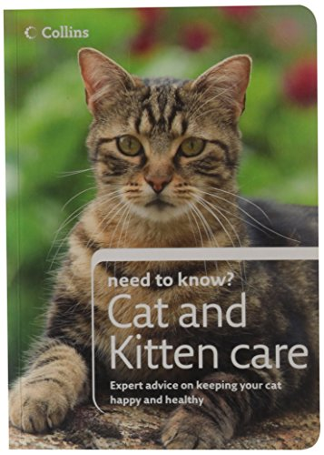 9780007232970: Cat and Kitten Care (Collins Need to Know?)