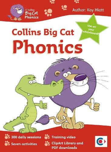 9780007232987: Collins Big Cat Software - Phonics CD-Rom
