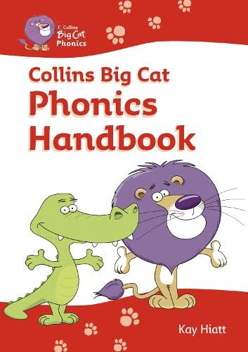 9780007233007: Collins Big Cat Teacher Support - Phonics Handbook: Support Guide
