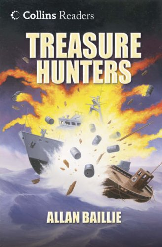 9780007233335: Treasure Hunters (Collins Readers)