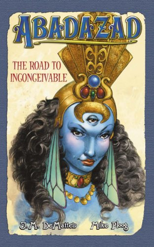 9780007233380: Abadazad (1) - The Road to Inconceivable