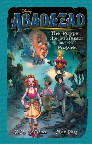 9780007233403: Abadazad (3) - The Puppet, the Professor and the Prophet