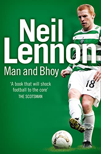 9780007233489: Neil Lennon: Man and Bhoy
