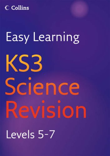 9780007233526: Easy Learning - KS3 Science Revision 5-7: Revision Levels 5-7