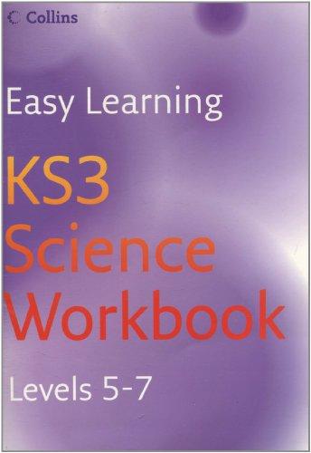 9780007233571: KS3 Science: Workbook Levels 5-7 (Easy Learning)