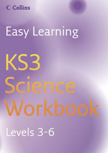 9780007233588: KS3 Science: Workbook Levels 3-6 (Easy Learning)