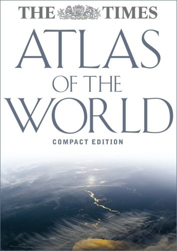 9780007233748: The Times Compact Atlas of the World