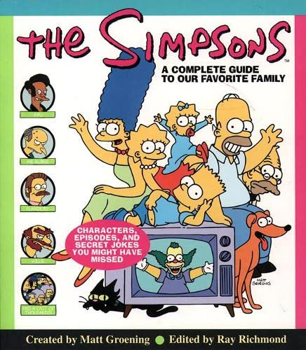 9780007234059: The Simpsons: A Complete Guide to Our Favorite Family