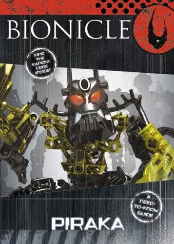 9780007234318: Piraka (BIONICLE Mini Book)