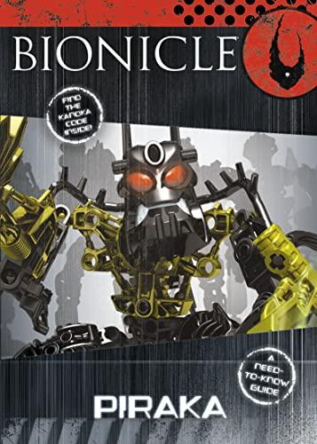9780007234318: Piraka (BIONICLE Mini Book)