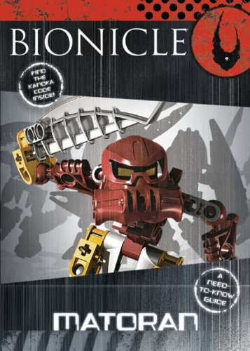 9780007234349: BIONICLE Mini Book (3) - Matoran