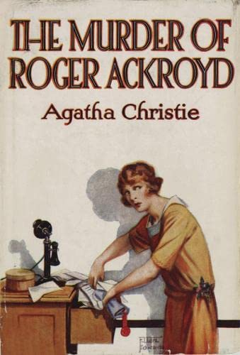 9780007234370: The Murder of Roger Ackroyd: 80th Anniversary Edition (Poirot)