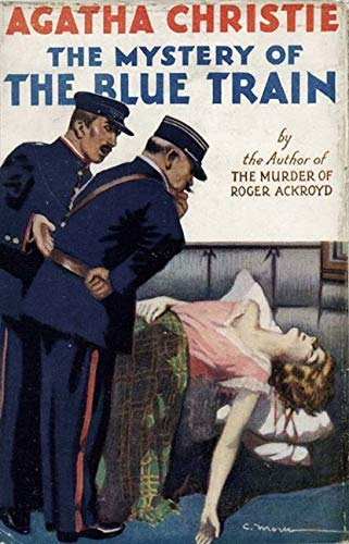 9780007234387: The Mystery Of The Blue Train - A Hercule Porot Mystery