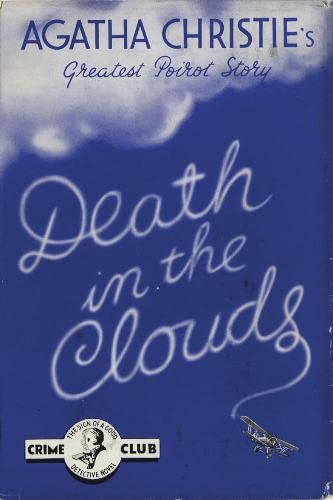 9780007234424: Death in the Clouds (Poirot Facsimile Edition)