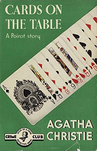 9780007234455: Cards on the Table (Poirot)
