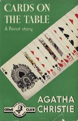 9780007234455: Cards on the Table (Poirot Facsimile Edition)