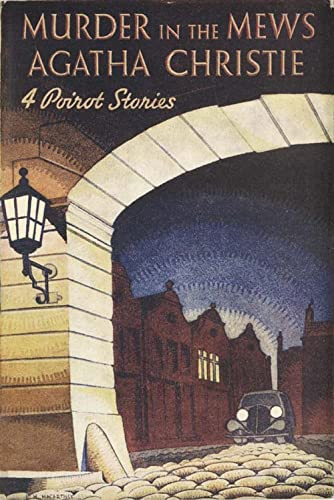 9780007234486: Murder in the Mews and Other Stories (Poirot)