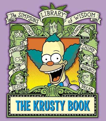 9780007234530: The Krusty Book (The Simpsons Library of Wisdom)