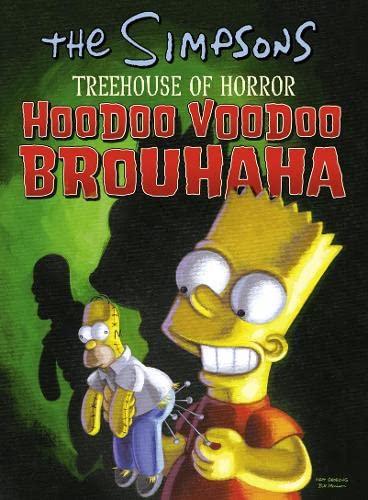 9780007234561: Hoodoo Voodoo Brouhaha (The Simpsons Treehouse of Horror)