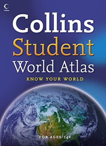 9780007234615: Collins Student World Atlas